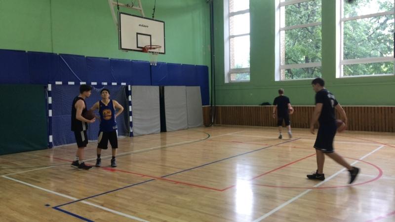Rashid Warriors - Орда - Матч за 3-е место Чемпиона НИУ ВШЭ по баскетболу