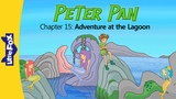 Peter Pan 15 Adventure at the Lagoon Level 6 By Little Fox