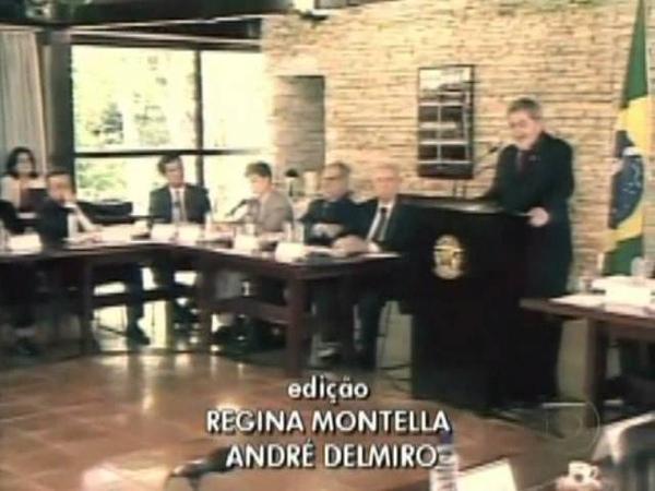 Retrospectiva do Mensalão, o maior escândalo de corrupção do Governo Lula - Jornal Nacional