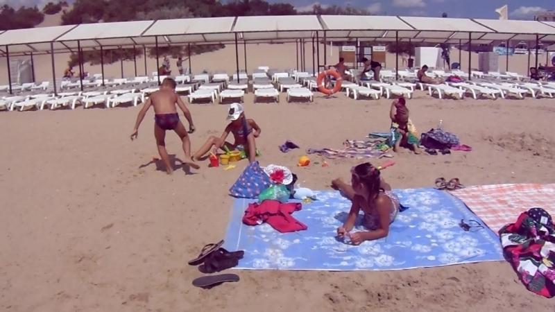 На пляже Джемете