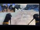 ВИРТУАЛЬНАЯ РЕАЛЬНОСТЬ Настя ПАДАЕТ ПАПА ИСПУГАЛСЯ ! Реакция людей на Oculus Rift ВЛОГ Симулятор