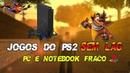 Como Baixar instalar e Configurar o Emulador de PS2 em PC FRACO (PCSX2) - 2018