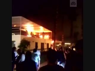 Мощный взрыв прогремел в клубе в Перу