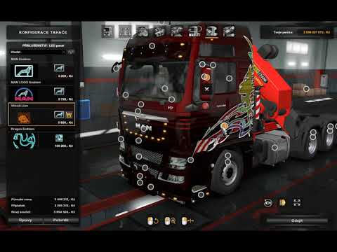 [ETS2]Euro Truck Simulator 2 MAN TGX 2010 V5.4 Update 1.32