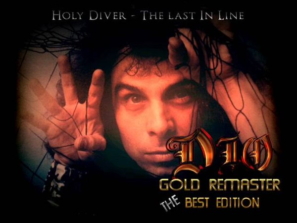 Dio - Caught In The Middle (GOLD REMASTER)