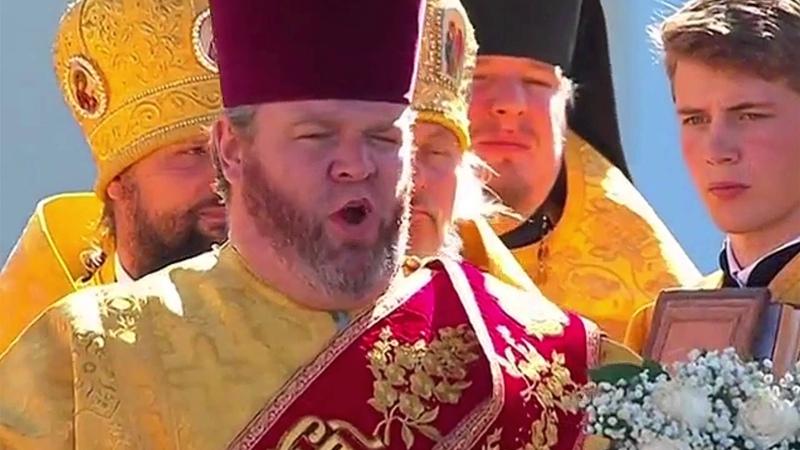 12 сентября 2015 года, в день перенесения мощей святого благоверного князя Александра Невского
