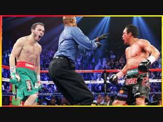 The Greatest Latino Fights In Recent Boxing History - Pt 1