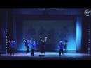 Отчетный спектакль Hollywood - Смурфики | Школа танцев Accent