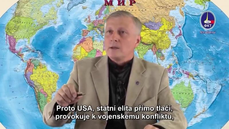 """V.V.Pjakin """"Svet je znovu na hrane 3. globálnej nukleárnej vojny!"""""""