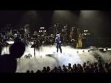Би-2 с симфоническим оркестром (Мой рок-н-ролл, Ля ля тополя), Красноярск, 12042019
