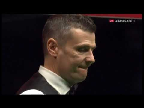 Snooker.English Open 2018. Barry Hawhins - Peter Lines.(16.10.2018)