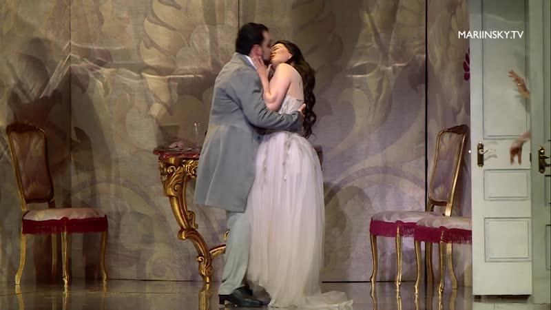 Опера Джузеппе Верди Травиата в Мариинском 2