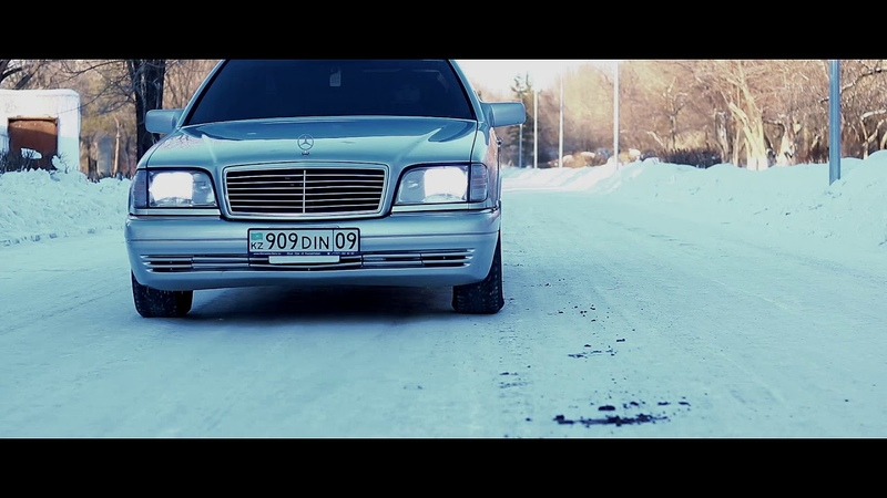 Mercedes-Benz W140 new 2019 (GROZA) Караганда