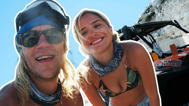 Racing Through Cabo with Chachi Gonzales