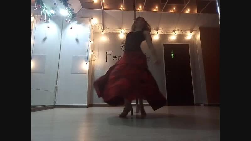 Танго с пилоном
