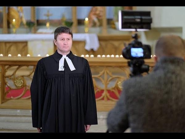 2 воскресенье Адвента Проповедь пастор Виктор Вебер