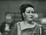 Концерт Монсеррат Кабалье - Бельканто - 15 октября 1966 года