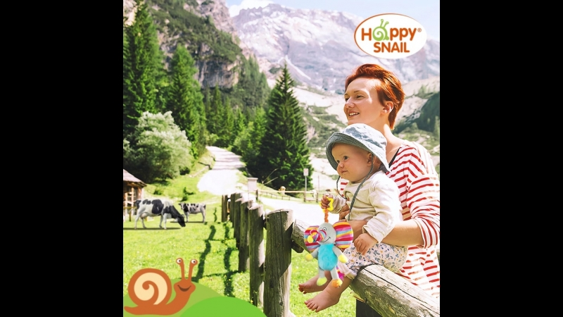 Слоник Джамбо от Happy Snail