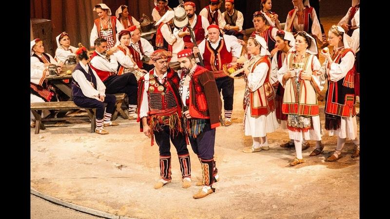 ERO THE JOKER Gotovac - Croatian National Theatre in Zagreb