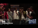 180520 BTS TALK ABOUT WHO THEY WANT TO COLAB WITH @ Scotty K &amp Bret Mega Mornings