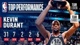 Kevin Durant Takes Home KIA All-Star Game MVP Honors! | 2019 NBA All-Star #NBANews #NBA #NBAAllStar #KevinDurant