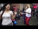 رقص شعبي سريع والنسوان والبنات سكرانة طين 15