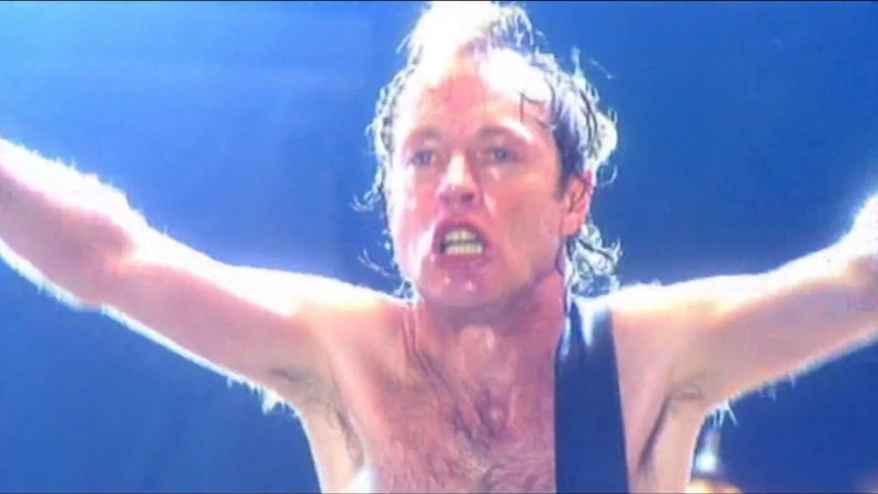 AcDc - Let There Be Rock (Stiff Upper Lip)