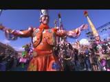 Лучшие моменты карнавала в Ницце-2017, официальное видео
