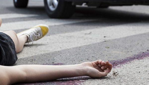 Водитель сбил ребенка в Преградной и скрылся с места ДТП