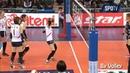 FUNNY DANCE volleyball exultation