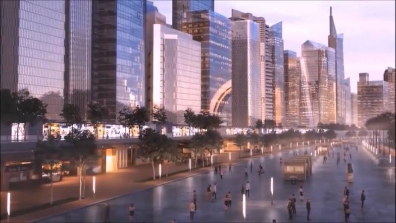 العاصمة الادارية الجديدة انجازات جديدة و158
