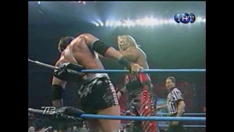 Титаны реслинга WCW Nitro November 27 2000