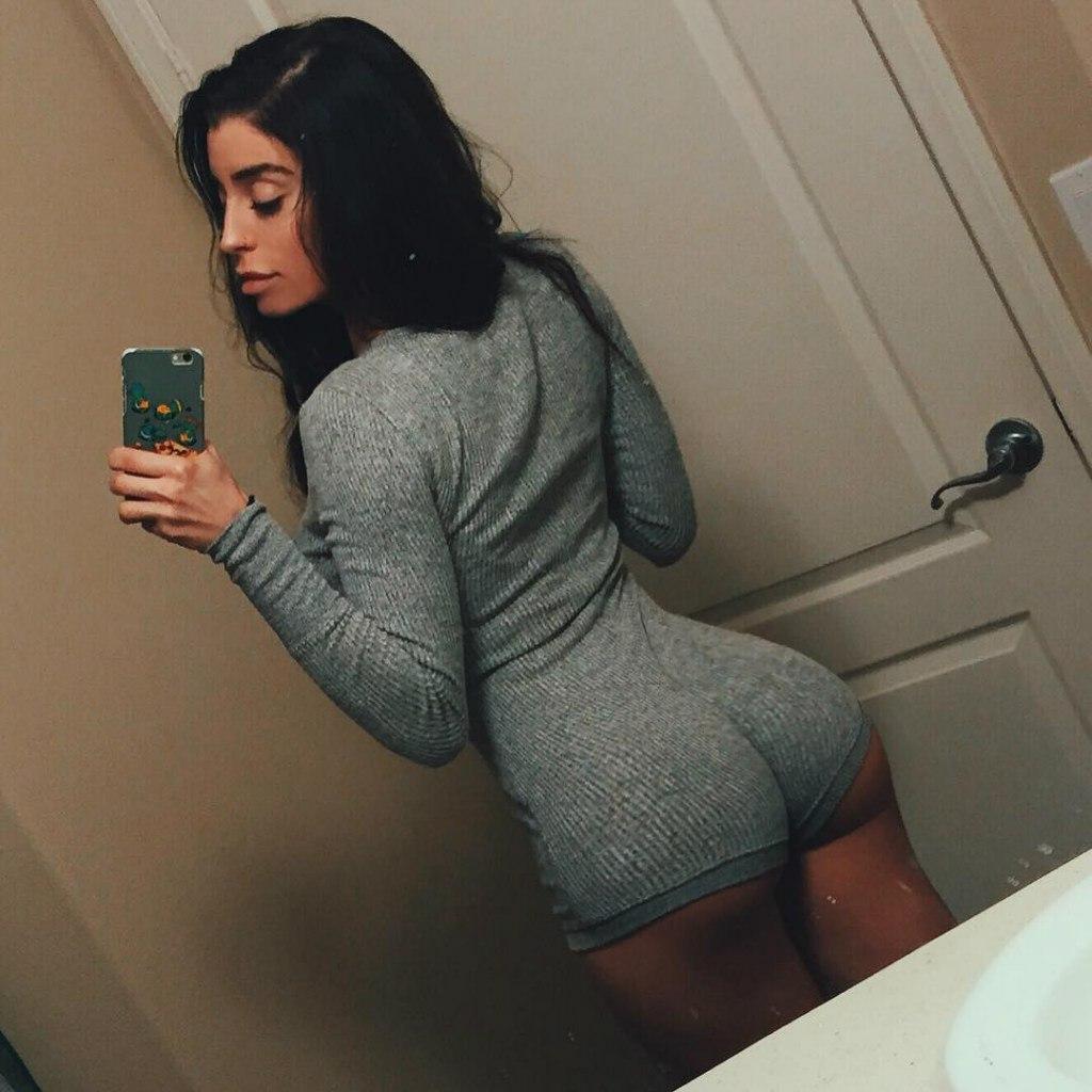 Latina teen candid videos