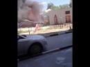 На Весенней гаражи горят уже мин 10, если не больше. Прям напротив жилых домов @ zemfirkin rzn_life
