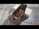 Ecco le monete d'oro dei romani ritrovate a Como