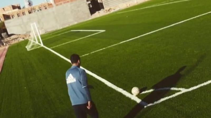 Kader zell -- on Instagram_ _Corner kick_s challen.mp4