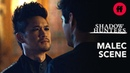 Magnus Proposes to Alec | Shadowhunters | Season 3, Episode 20: Aisha – Bridges