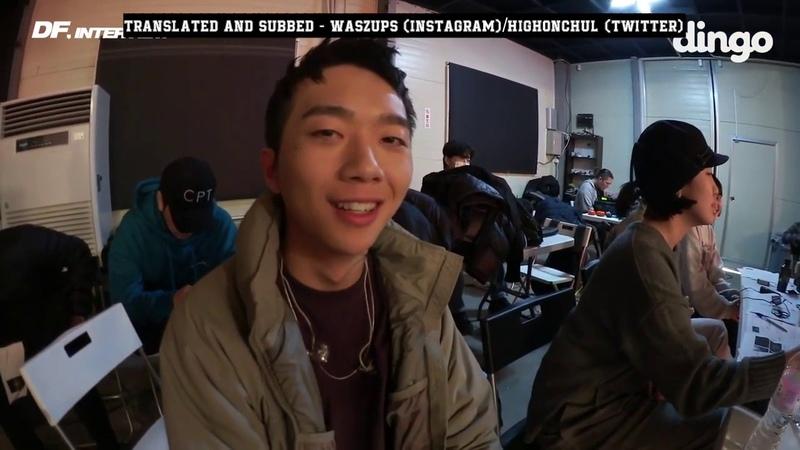 [ENG SUB] Wonjae Dingo Interview