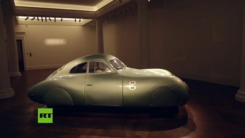 El Porsche más antiguo del mundo a la venta en una subasta