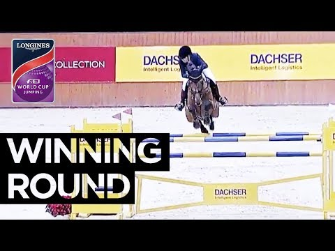 Edwina Tops-Alexander's brilliant performance in La Coruna | Longines FEI World Cup™ Jumping
