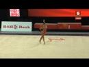Екатерина Селезнева - лента многоборье World Challenge Cup 2018, Минск