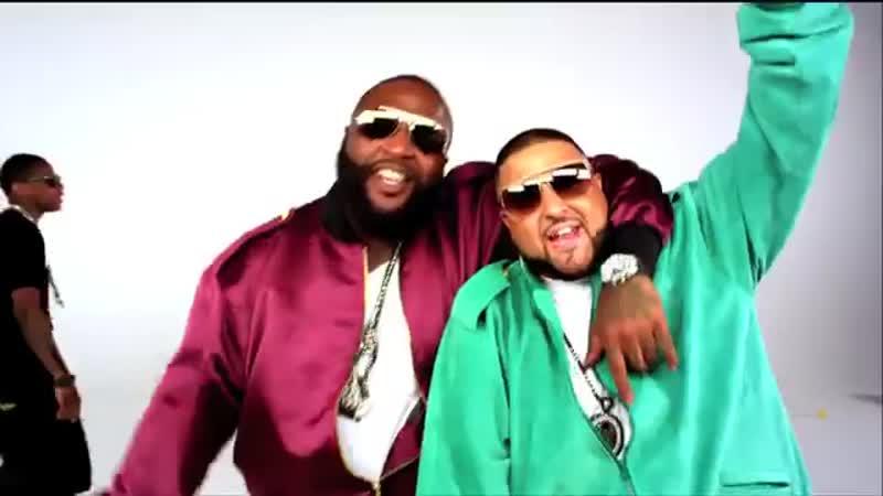DJ Khaled All I Do Is Win Remix feat T Pain Diddy Nicki Minaj Rick Ross Busta Rhymes Fabolous Jadakiss Fat Joe
