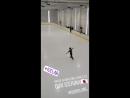 Shoma's training at IceLab
