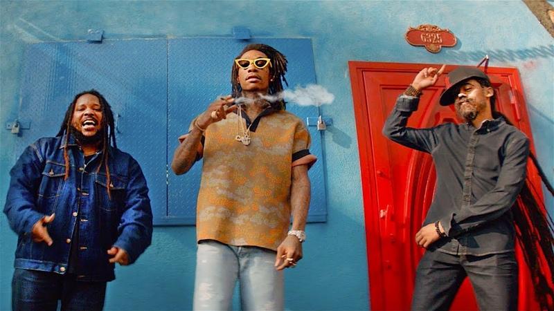 "Damian ""Jr. Gong"" Marley - Medication [Remix] (Stephen Ragga Marley, Wiz Khalifa Ty Dolla $ign)"