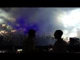 Dj booth playing Eleonora - Taken (Man Power Remix)