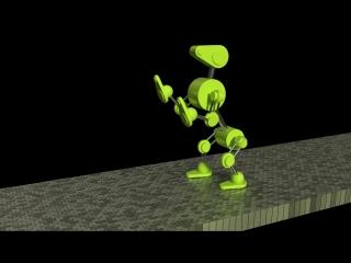 Blender - Robot