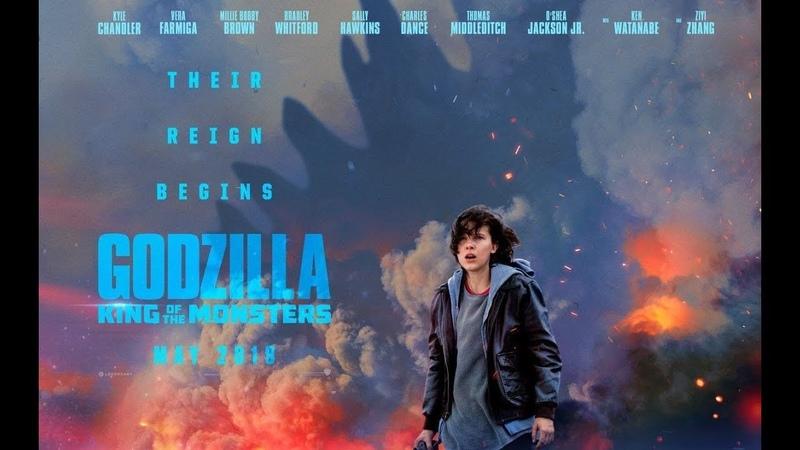 Годзилла 2: Король монстров / Godzilla: King of Monsters (2019) Дублированный трейлер HD