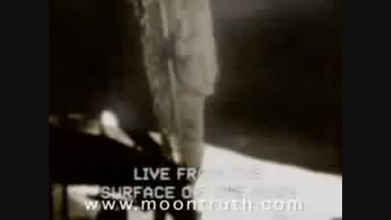 Высадка американцев на Луну. РЕАЛЬНЫЕ КАДРЫ