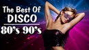 Disco Songs Best of 80s 90s Disco Legends - Classic Disco Music Mix Medley - Disco Hits Nonstop