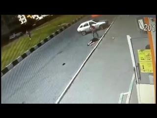 Избили парня из-за чёлки
